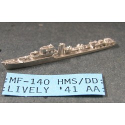 CinC MF140 Lively DD