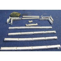 CinC ACC008 4 inch Picket Fence