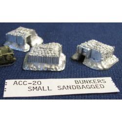 CinC ACC020 Small Sand Bagged Bunker