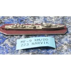 CinC MF009 Narvik DD