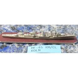 CinC MF045 Koln Light Cruiser