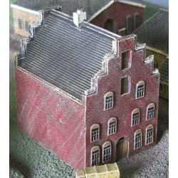 BA006 Gabled House small