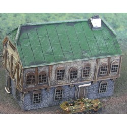 BA011 Half Timbered Cottage