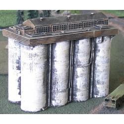 BAI206 Unit of 8 seed silo (large)