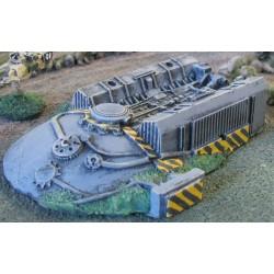SF009 Shield Generator