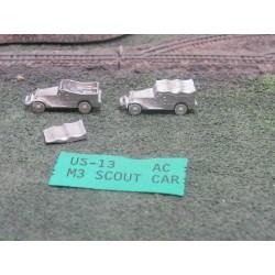 CinC US013 M3 White Scout Car