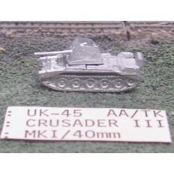 CinC UK045 Crusader III Mk1 40mm AA