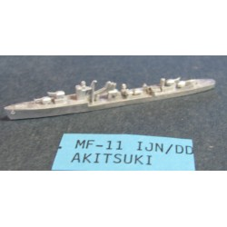 CinC MF011 Akitsuki DD