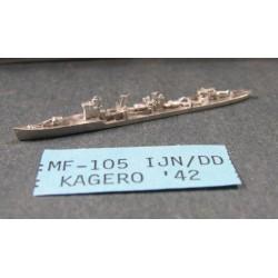 CinC MF105 Kagero (42) DD