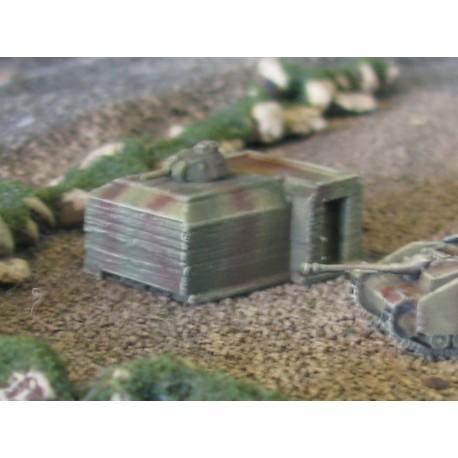 CinC ACC014 Large Tank Turret Pillbox