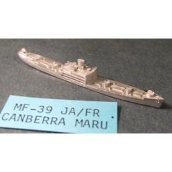 CinC MF039 Canberra Maru AK