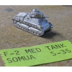 CinC F002 Somua S35