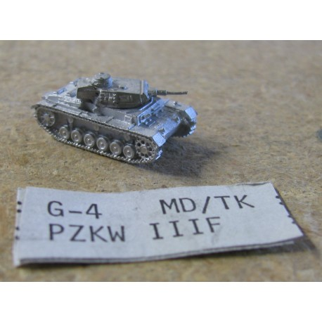 CinC G004 Pzkw III F