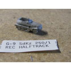 CinC G009 Sdkfz 250/1 Recce half track