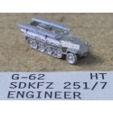 CinC G062 Sdkfz 251 /7 Engineer