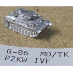 CinC G086 Pzkw IV F