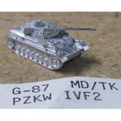 CinC G087 Pzkw IV F2