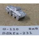 CinC G110 Sdkfz 231 8x8