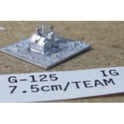 CinC G125 75mm IG18 w/crew
