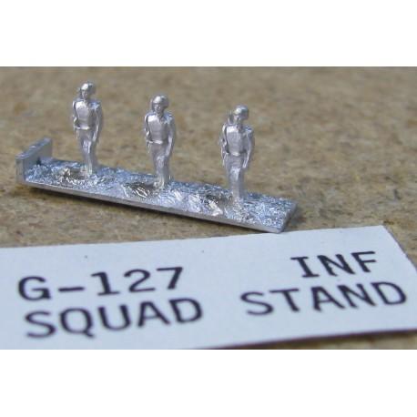 CinC G127 German Infantry Squads