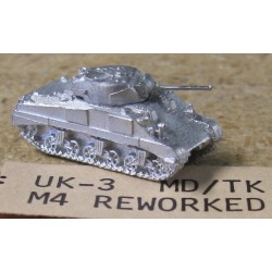 CinC UK003 M4 Reworked Sherman