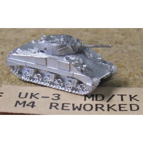 CinC UK003 M4 Reworked Sherman