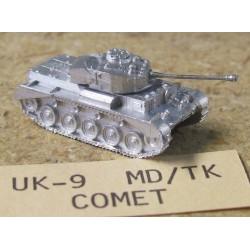 CinC UK009 Comet