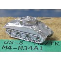 CinC US006 M4M34A1 Sherman