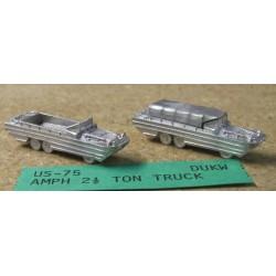 CinC US075 DUKW Amphibious Truck