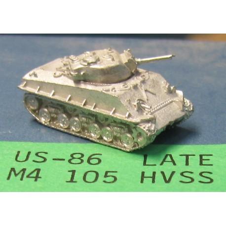 CinC US086 M4 105mm HVSS