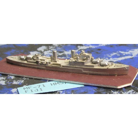 CinC MF071 Fiji Light Cruiser