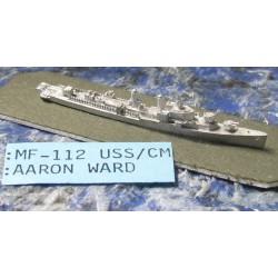 CinC MF112 Aaron Ward