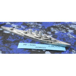 CinC MF500 Kongo Battle Cruiser (Japan)