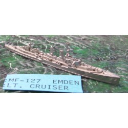 CinC MF127 Emden Light Cruiser