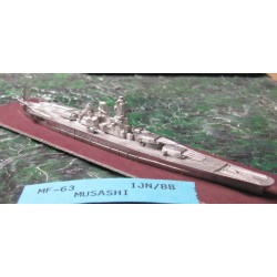 CinC MF063 Musashi Battleship