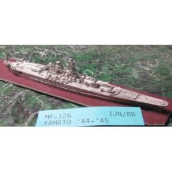 CinC MF126 Yamato (44-45) Battleship