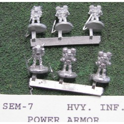C SEM007 Power Armoured Infantry