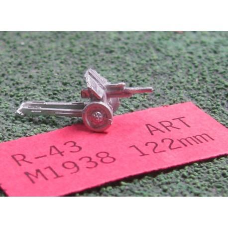 CinC R043 M1938 122mm