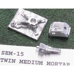 C SEM015 - Twim Medium Mortar