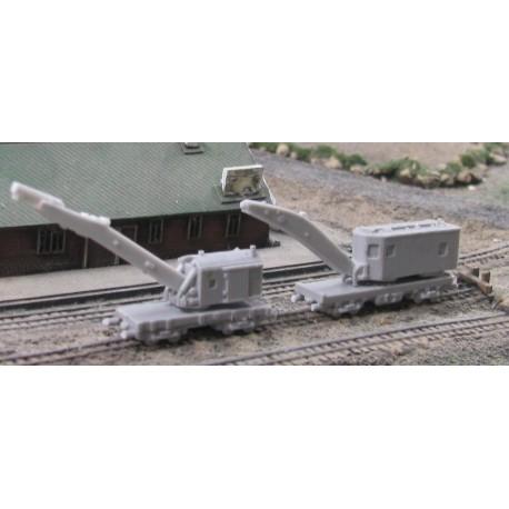 T019 Rail Road Cranes