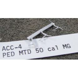 C ACC004 pedestal mounted 50 cal HMG