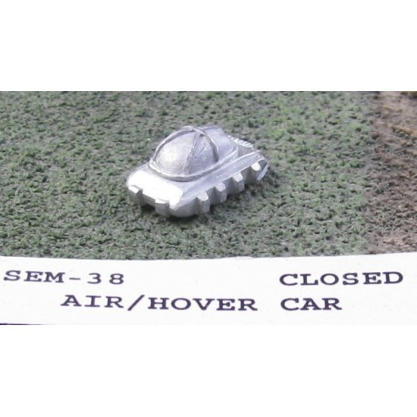 C SEM038 Closed Air / Hover Car