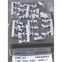 C SEM050 GA-TAS-TER (Red) Infantry