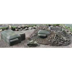 BZT003 Wake Island Bunkers