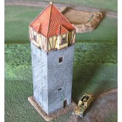 BA020 Gerlach tower