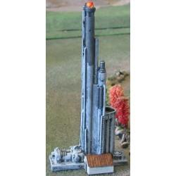 BAI214 Cracking tower No4 (tall)