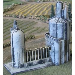 BAI218 Twin cracking tower No5