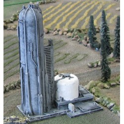 BAI219 Cracking tower No6 (single and storage tank)