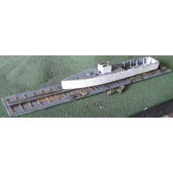 M005 Shipyard vessel under construction