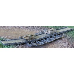 P009 Divisional pontoon bridge (German)